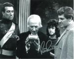 "Nick Courtney & Peter Purves ""Dalek's Master Plan"" DOCTOR WHO Genuine Signed Autograph 11074"